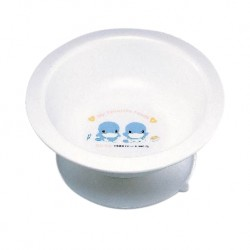 Kuku Duckbill Microwavable Bowl With Suction Base KU5322