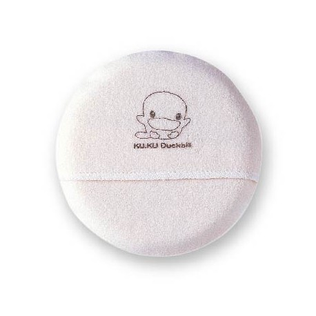 KUKU DUCKBILL KU5433 Super Thin  Powder Puff and case