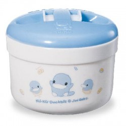Kuku Duckbill KU5345 Dual - Purpose Talc Puff Case