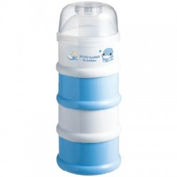 Kuku Duckbill KU5305 4 Tier  Milk Powder Container