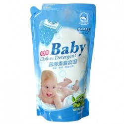 Kuku Duckbill KU1090 Baby Clothing Detergent Refill Pack -1000ml