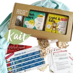 Little Baby Grains Starter Kit for 6-8 months
