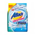 Attack Ultra Power Concentrate Detergent Powder (ATK) (2400g)
