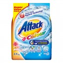 Attack Colour Concentrate Detergent Powder (ATC) (2400g)