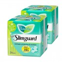 Laurier Super Slimguard Twin Pack (Day) 22.5cm (20s)