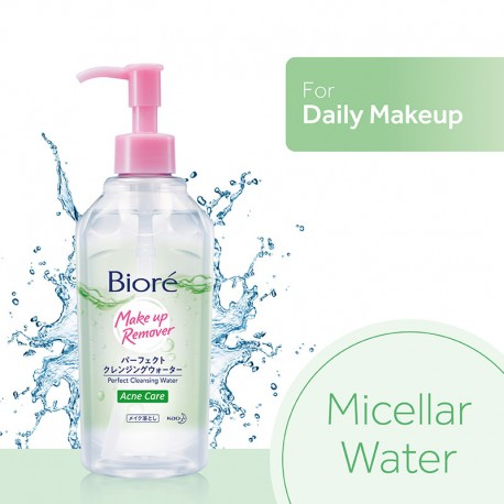 Biore Perfect Cleansing Water - Acne Care (300ml)
