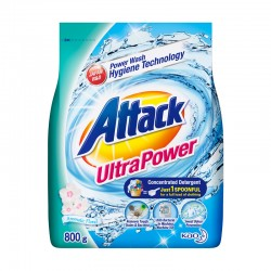 Attack Ultra Power Concentrate Detergent Powder (ATK) (800g)