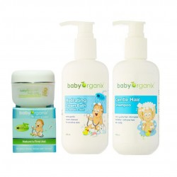 BabyOrganix Sensitive Skin Set