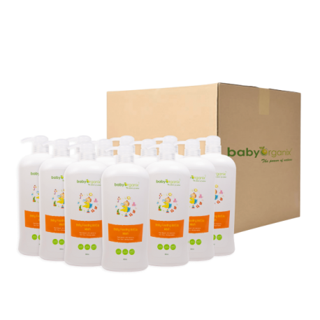 BabyOrganix Feeding Bottle Wash (800ml)'