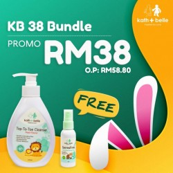 Kath + Belle - KB 38 Bundle