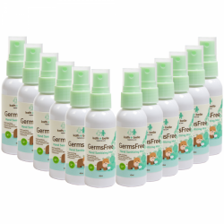 Kath + Belle Germs Free Hand Sanitizing Mist 40ml (12pcs)