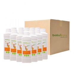 BabyOrganix Kids Wear Liquid Cleanser (12PCS)