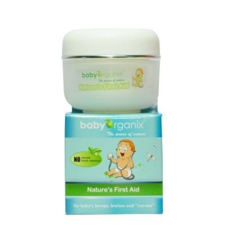 BabyOrganix Nature's First Aid Cream