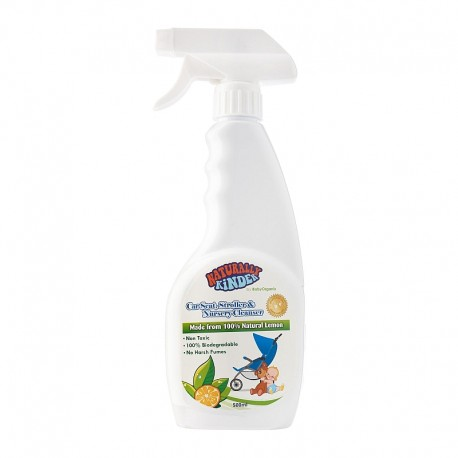 BabyOrganix Naturally Kinder CarSeat Stroller Cleanser (500ml)