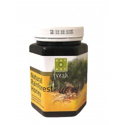 Day 2 Day 100% Pure & Natural Antibiotic Free Rainforest Honey 500g