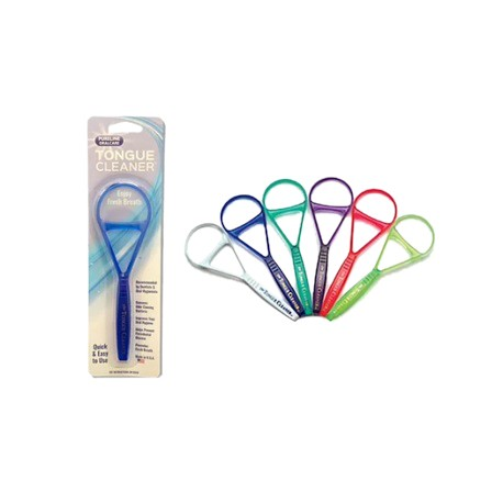Pureline Oralcare Tongue Cleaner (Assorted Colour)