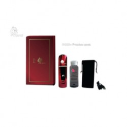 DrJune the Energy of ROSE+ Premium Pack (included 1 atomizer, 50ml ROSE+ , 1 pouch & 1 charger)