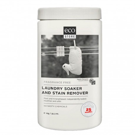 ecostore LAUNDRY SOAKER & STAIN REMOVER