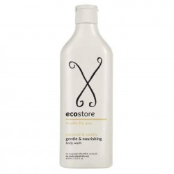 Ecostore Body Wash-Coconut & Vanilla 400ml