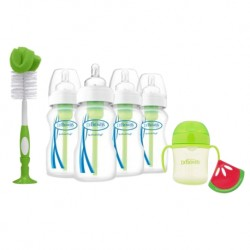 Dr Brown's 4-Bottles OPTIONS Wide Neck Gift Set