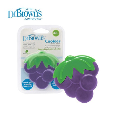 Dr Brown's Soothing Teether Coolees (Grape)