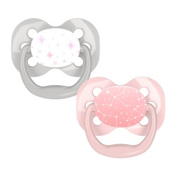Dr Brown's Advantage Pacifier (Stage 1, 2packs)