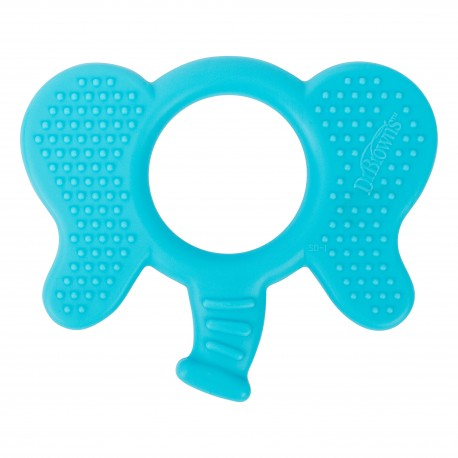 Dr Brown's Flexees Friends Elephant Teether (Blue)