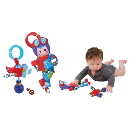 '\'Yookidoo Pilot Play Set\''