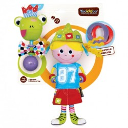 Yookidoo Freestyle Princess Playset