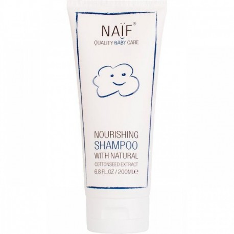 Naif - Nourishing Shampoo (200ml)
