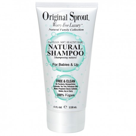 Original Sprout - Natural Shampoo - 4oz