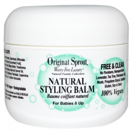 Original Sprout - Natural Styling Balm - 2oz