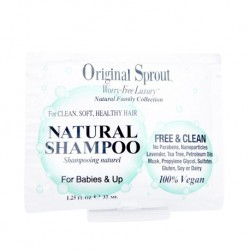 Original Sprout Natural Shampoo - 1.25oz