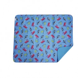 LILCUTIEPIE Highly Absorbable Washable Changing Mats (3004)