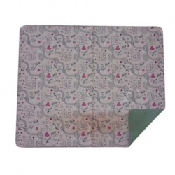 LILCUTIEPIE Highly Absorbable Washable Changing Mats (3009)