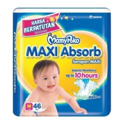 MamyPoko Maxi Absorb M46 (6-11kg)