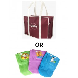 FREE Genki! Mamabag or Diaper Pouch