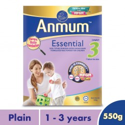 Anmum Essential Step 3 Plain 550g