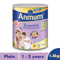 Anmum Essential Step 3 Plain 1.5kg
