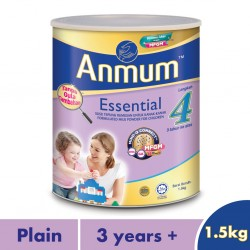 Anmum Essential Step 4 Plain 1.5kg