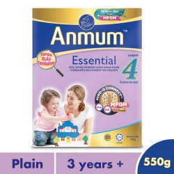 Anmum Essential Step 4 Plain 550g