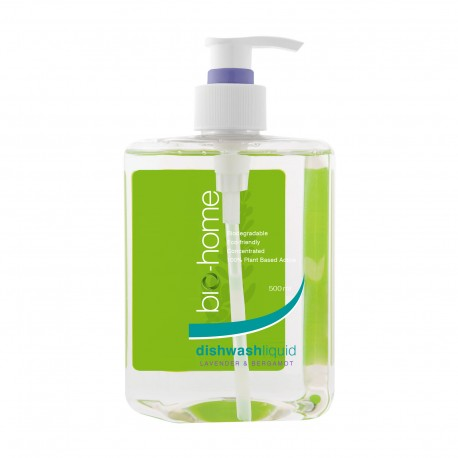 Bio-Home Dishwash Liquid (Lemongrass & Green Tea) 500ml