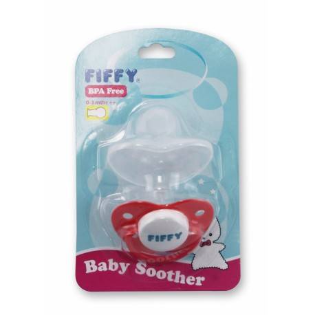 Fiffy Baby Soother 0-3 Months +
