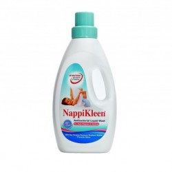 Nappikleen Anti-Bac Baby Liquid Wash 1KG