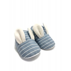 Aikaydan Bunny Shoes (Blue)