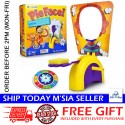 Little B House Running Man Cream Pie Face Toy Game Funny Family - BT254