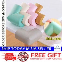 Little B House (10 pieces) Child Safety Anti-Collision Table Corner Edge Protect Cushion Protection - 023