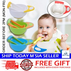 Little B House Baby Food Fruits Supplement Grinding Tool & Bowl - BKM13