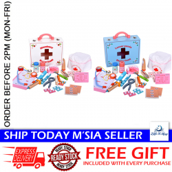 Little B House Small Doctor Children Simulation Medicine Box Toys - BT57