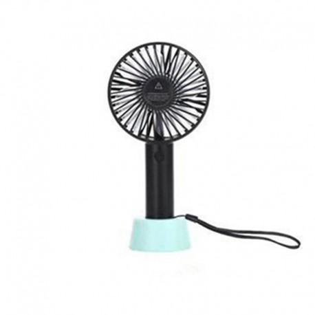Little B House Portable Colorful Rechargeable Handheld USB Mini Fan with 3 Speed Control - N9Fan